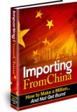 Importing From China