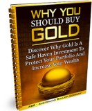 Why You Should Buy Gold