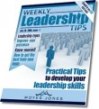 Weekly Leadership Tips