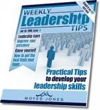 Weekly Leadership Tips