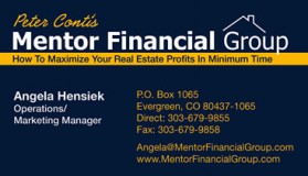 Mentor Financial Group