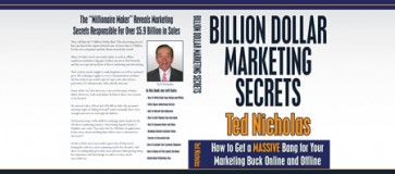Billion Dollar Marketing Secrets