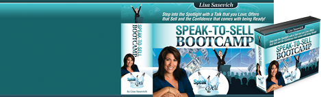Speak-to-Sell Bootcamp