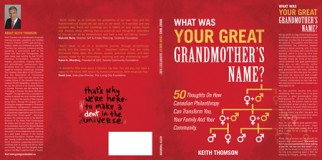 What Was Your Great Grandmother's Name?
