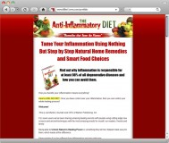 Anti-Inflamation Diet