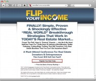 Flip Your Income