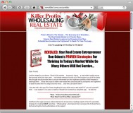 Killer Profits Wholesaling Real Estate