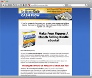 Continuous Kindle Cash Flow System