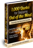 1,000 Quotes for Stepping Out-of-the-Mind