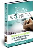 Better Writing Tips
