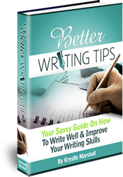 Better Writing Tips