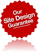 Our Site Design Guarantee